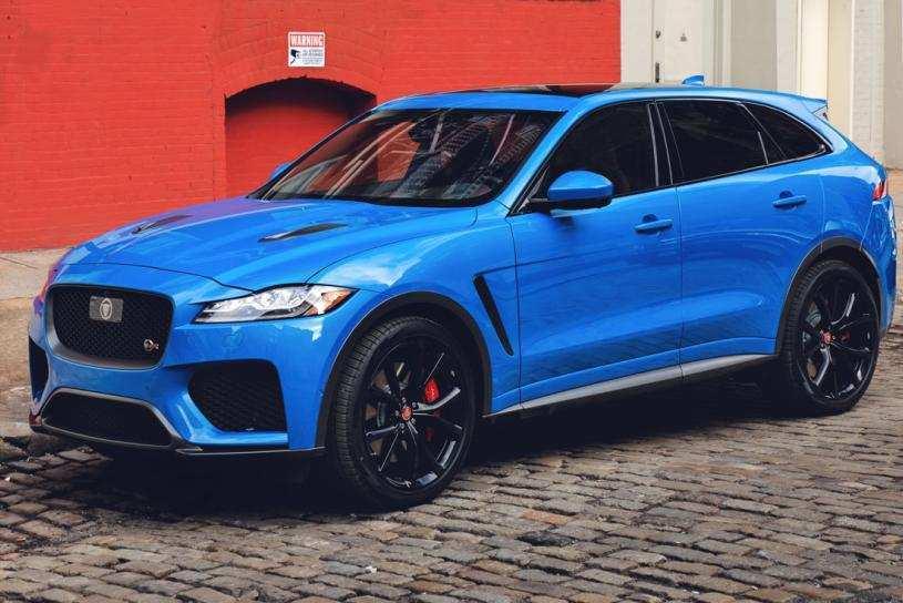 77 Gallery of 2019 Jaguar F Pace Svr Spesification by 2019 Jaguar F Pace Svr