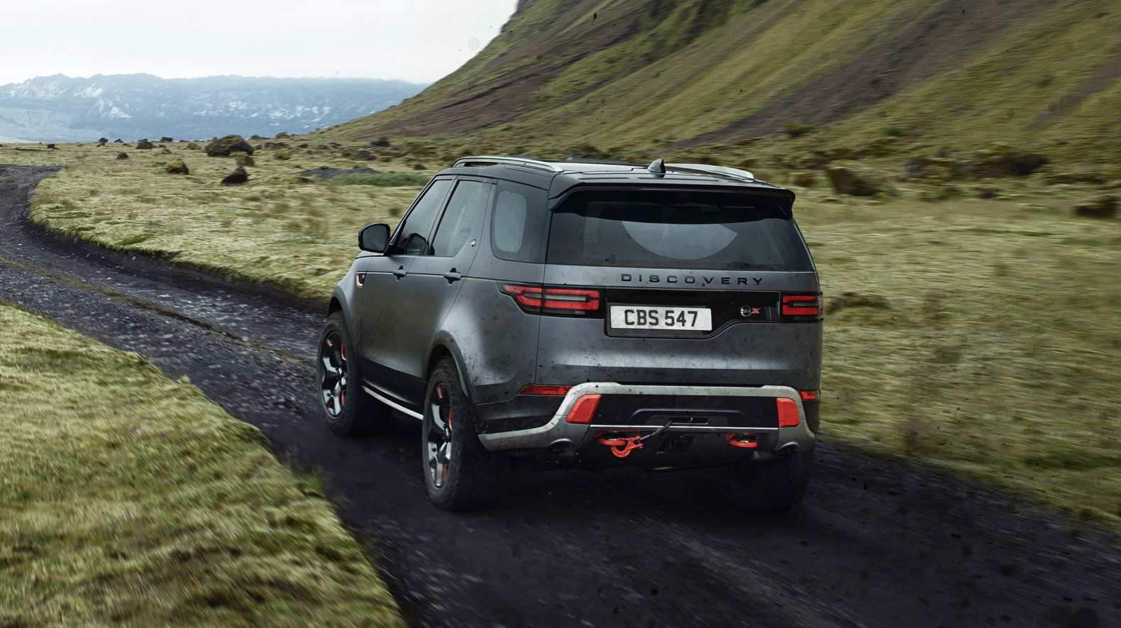 77 Gallery of 2019 Land Rover Discovery Svx Pricing with 2019 Land Rover Discovery Svx