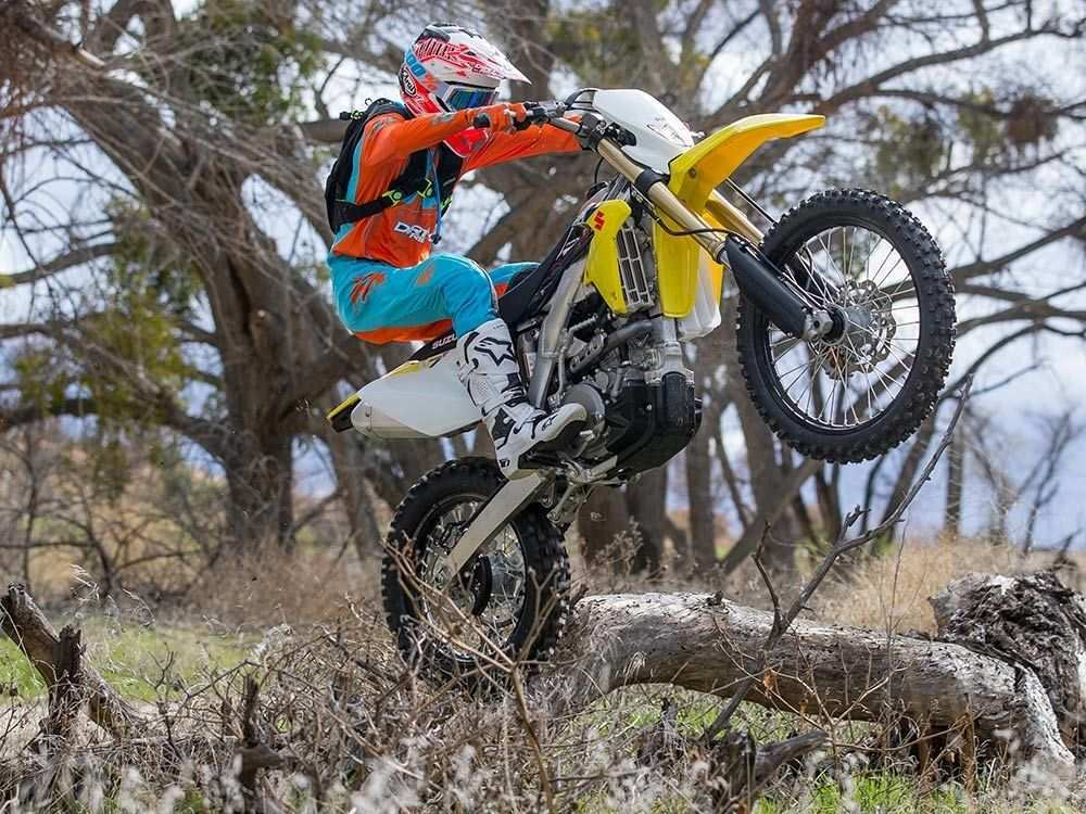 77 Gallery of 2019 Suzuki Rmx450Z Model with 2019 Suzuki Rmx450Z