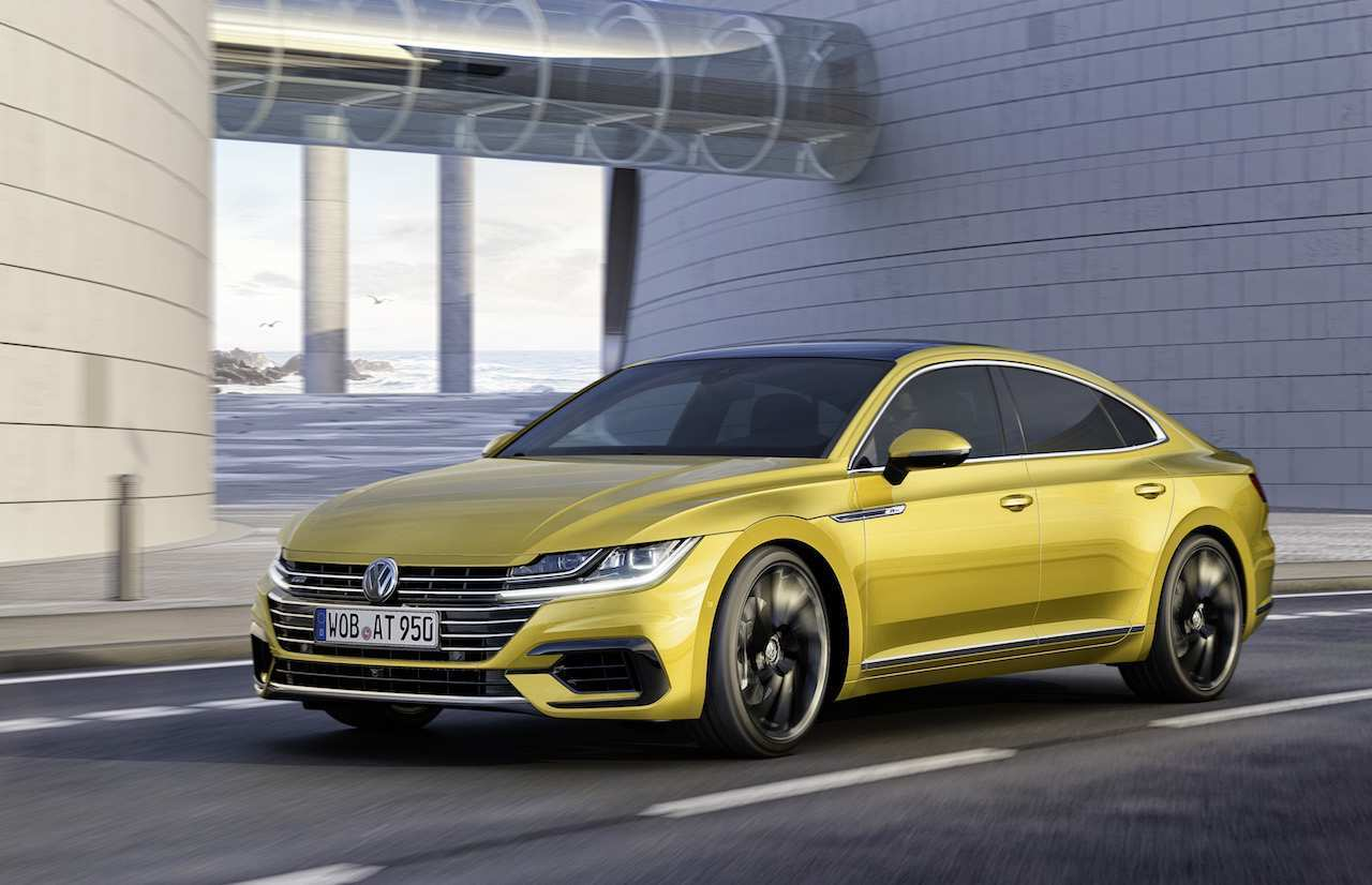 77 Gallery of 2019 Volkswagen Sedan Redesign with 2019 Volkswagen Sedan