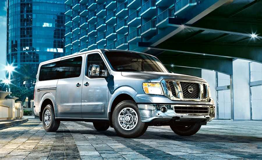 77 Gallery of 2020 Nissan Nv History for 2020 Nissan Nv