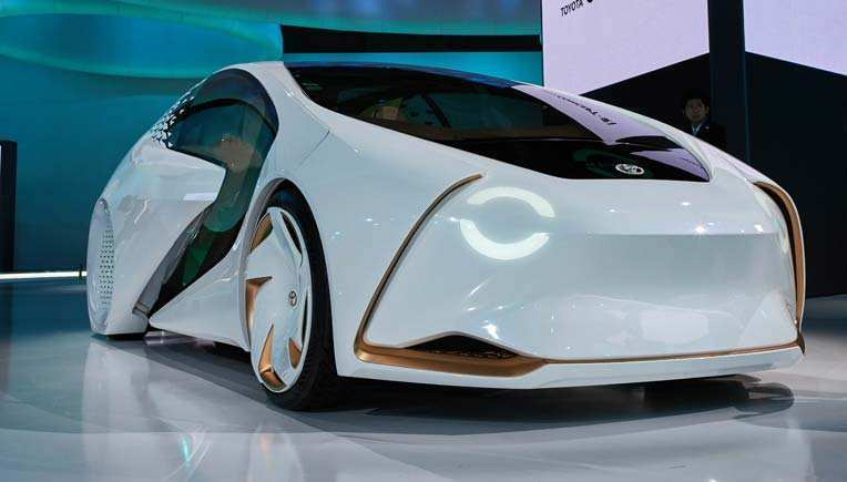 77 Gallery of 2020 Toyota Electric Car Photos by 2020 Toyota Electric Car