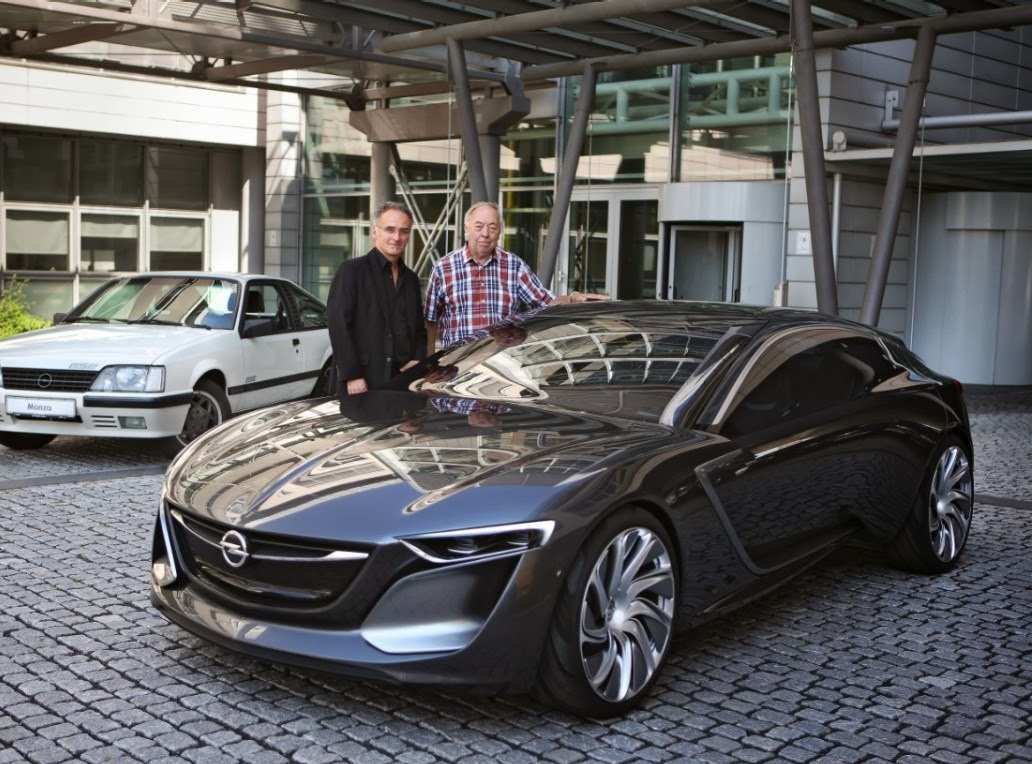 77 Gallery of Opel Monza 2019 Specs and Review with Opel Monza 2019