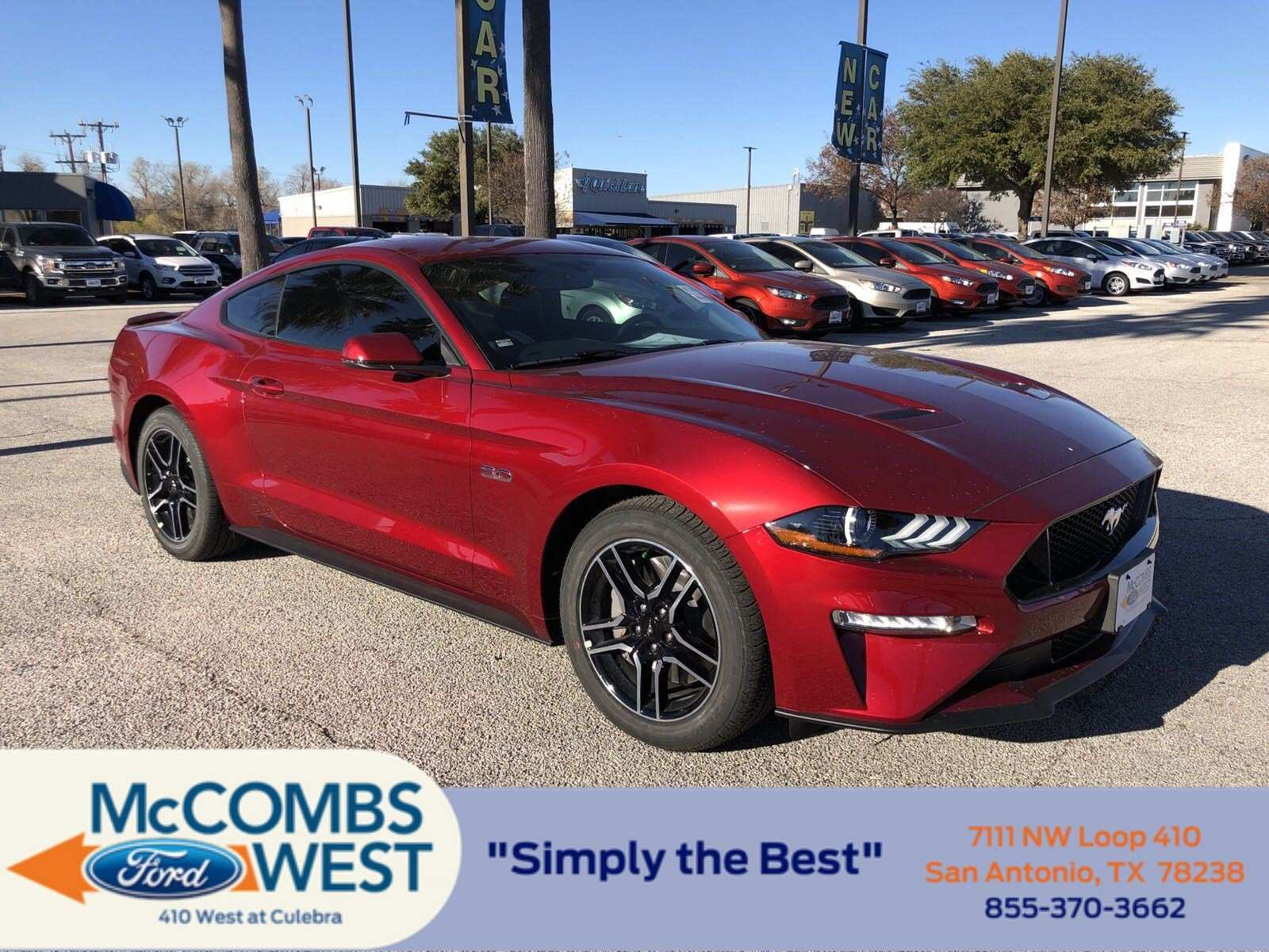 77 Great 2019 Ford Mustang Gt Premium Specs and Review with 2019 Ford Mustang Gt Premium