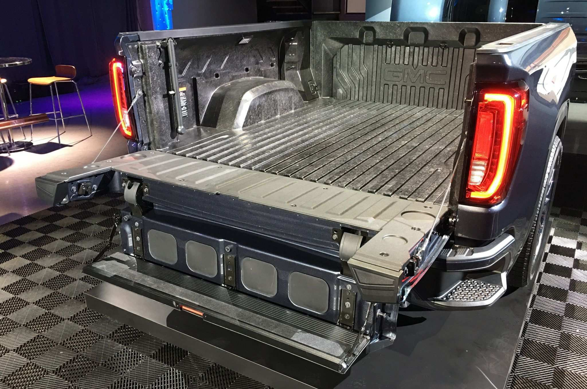 77 Great 2019 Gmc New Tailgate Concept by 2019 Gmc New Tailgate