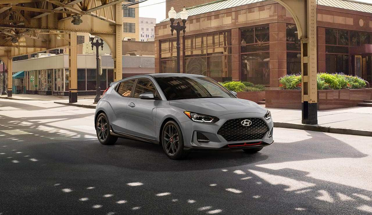 77 Great 2019 Hyundai Veloster Turbo Performance by 2019 Hyundai Veloster Turbo
