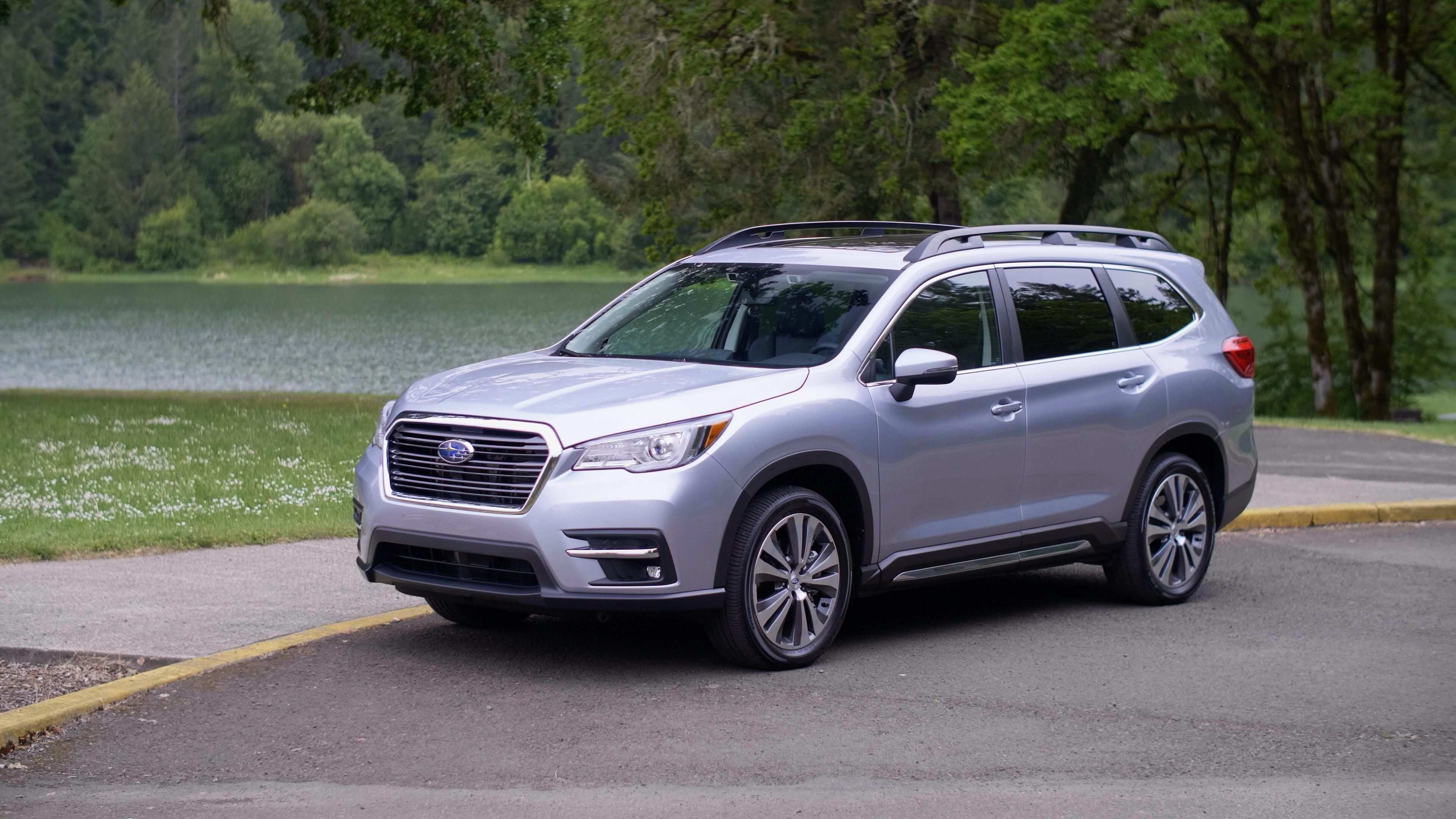 77 Great 2019 Subaru Ascent Video Exterior for 2019 Subaru Ascent Video