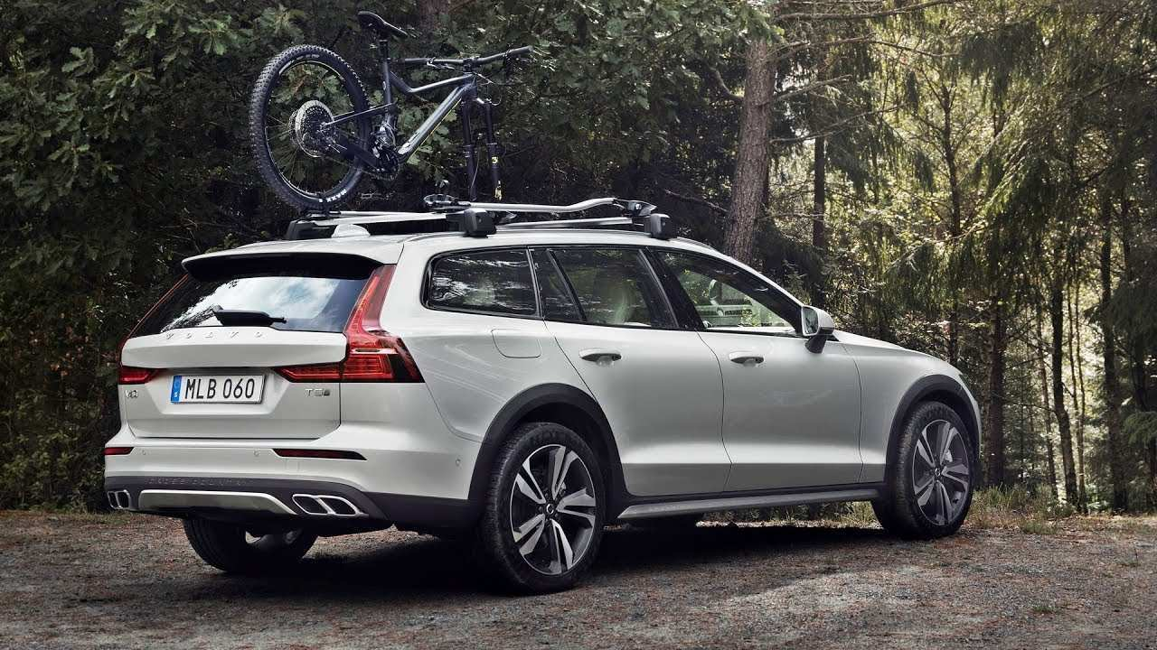 77 Great 2019 Volvo V60 Cross Country Picture for 2019 Volvo V60 Cross Country