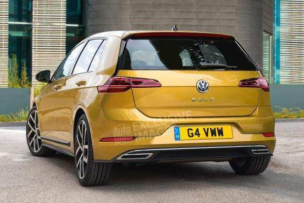 77 Great 2019 Vw Golf Mk8 Exterior and Interior with 2019 Vw Golf Mk8