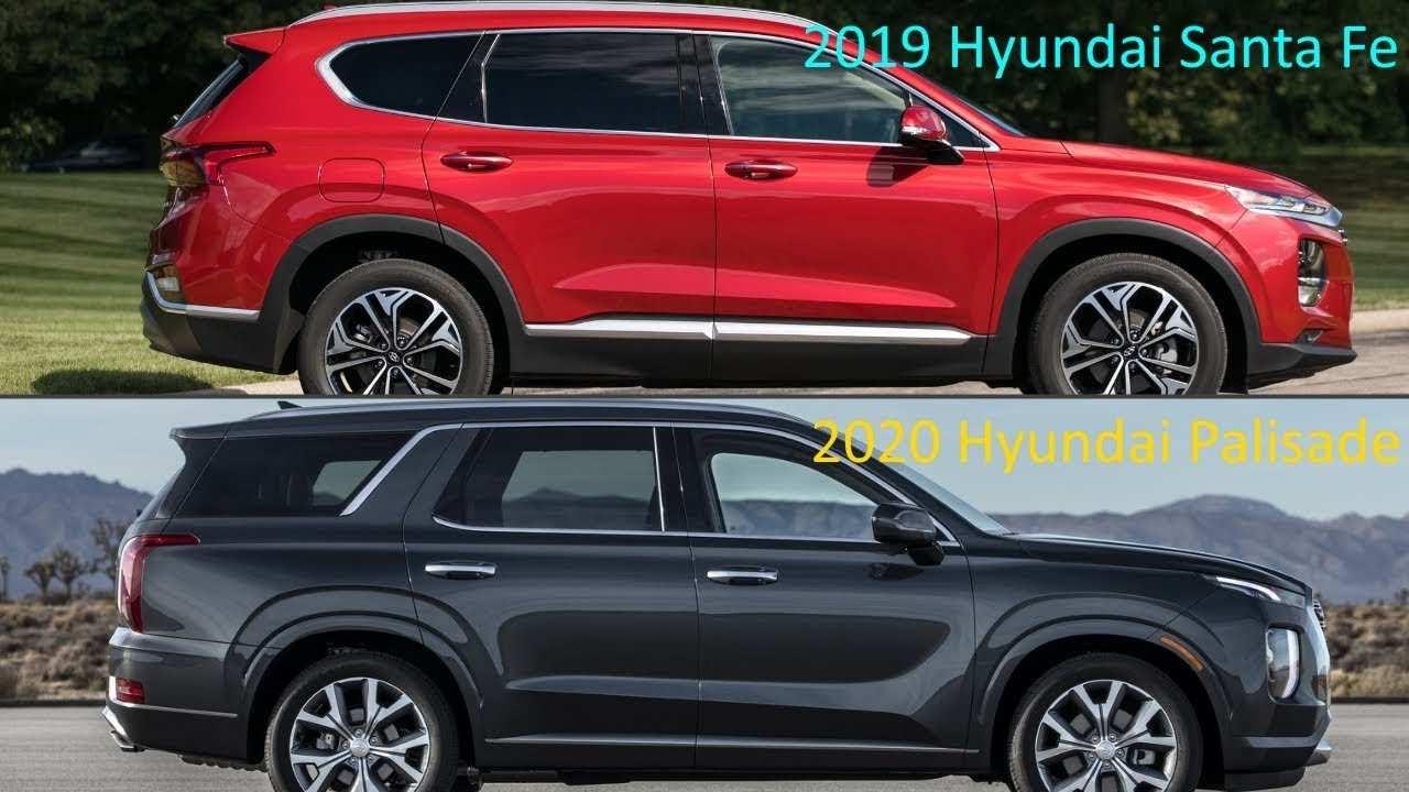 77 Great Hyundai Santa Fe 2020 Review with Hyundai Santa Fe 2020