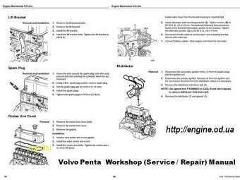 77 Great Volvo Penta 2020D Service Manual Rumors for Volvo Penta 2020D Service Manual
