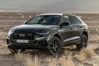 77 New 2019 Audi Crossover Interior for 2019 Audi Crossover