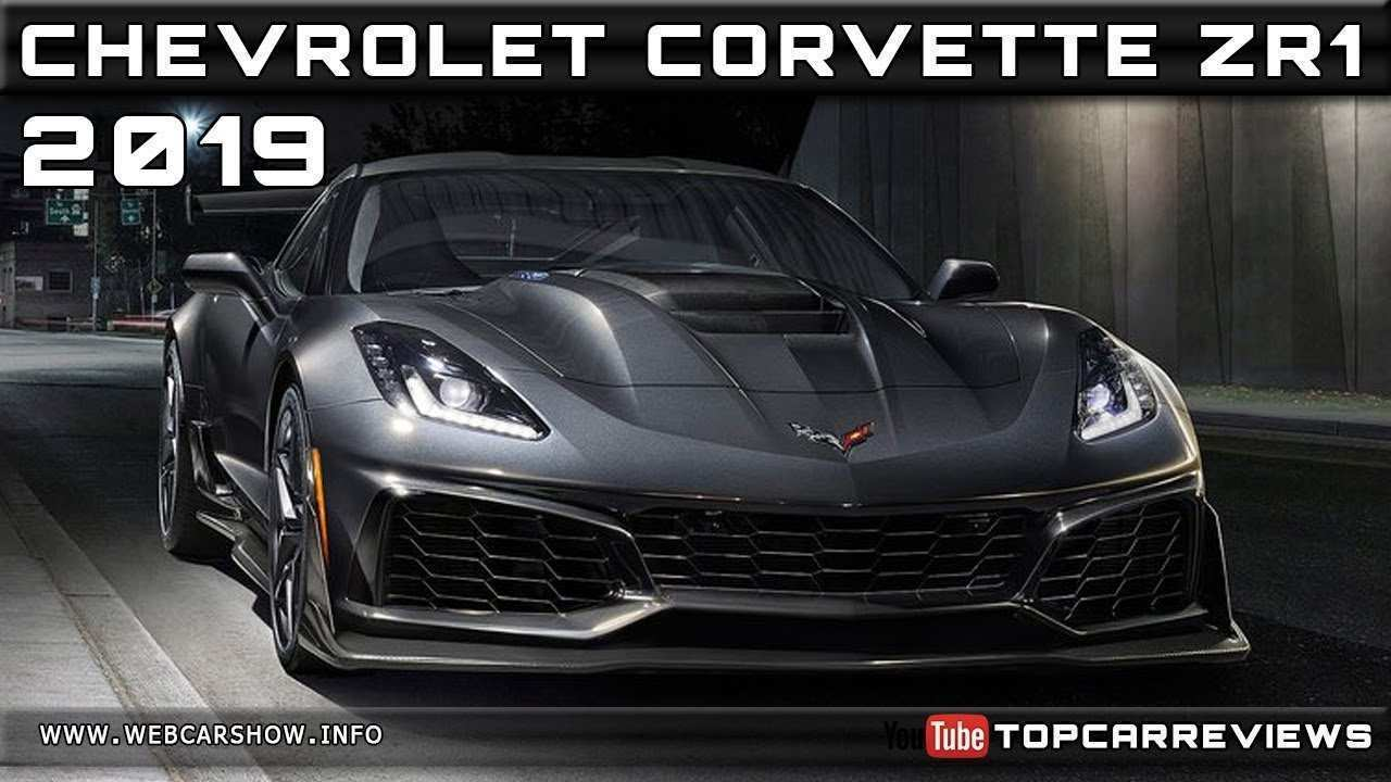77 New 2019 Chevrolet Zr1 Price Specs and Review by 2019 Chevrolet Zr1 Price