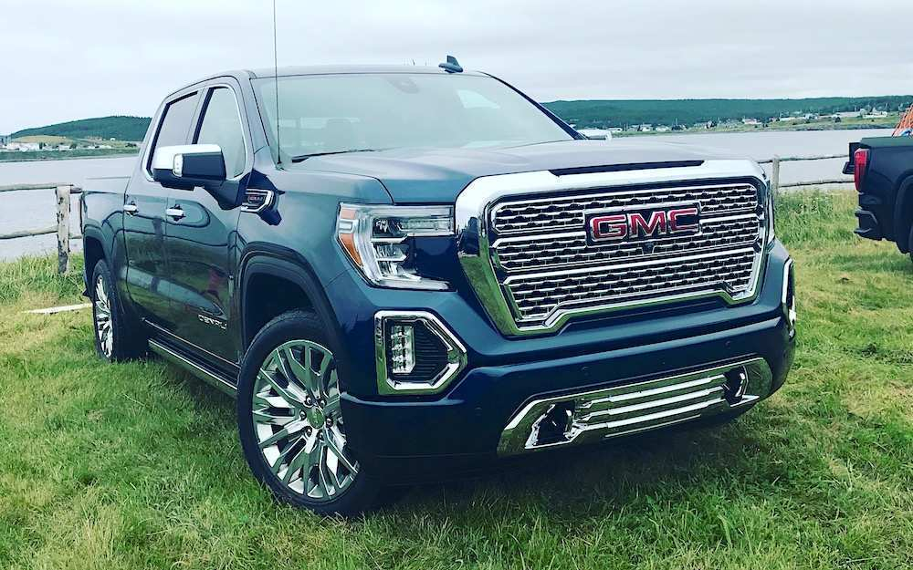 77 New 2019 Gmc Sierra 1500 Denali Specs with 2019 Gmc Sierra 1500 Denali