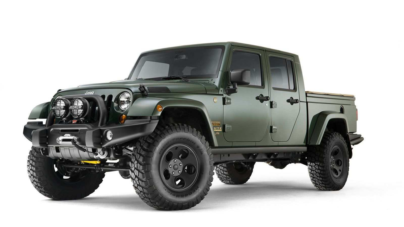77 New 2019 Jeep Ute Images for 2019 Jeep Ute