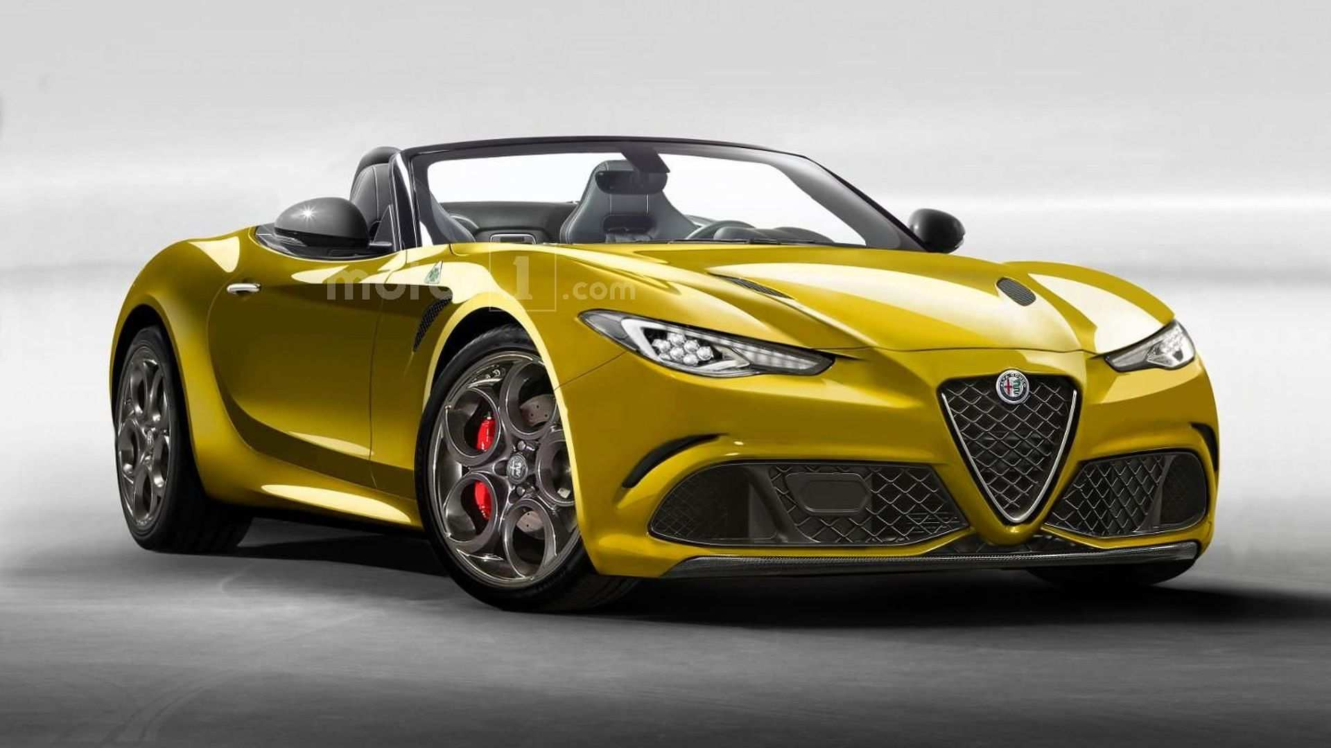 77 New Alfa Spider 2019 First Drive for Alfa Spider 2019