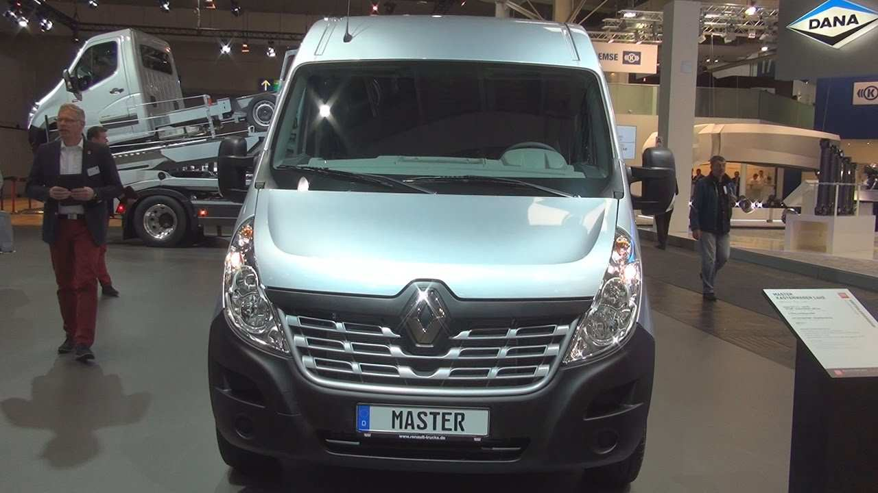 77 New Renault Master 2020 Interior by Renault Master 2020