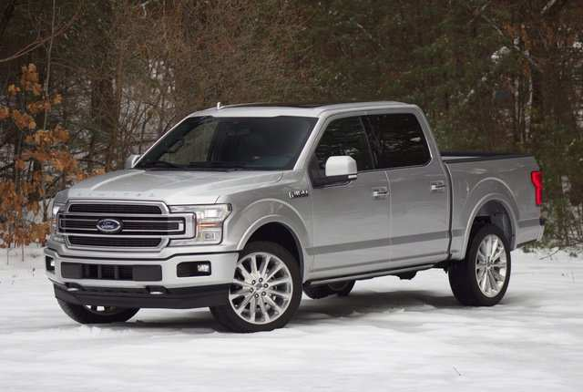 77 The 2019 Ford F150 New Concept with 2019 Ford F150