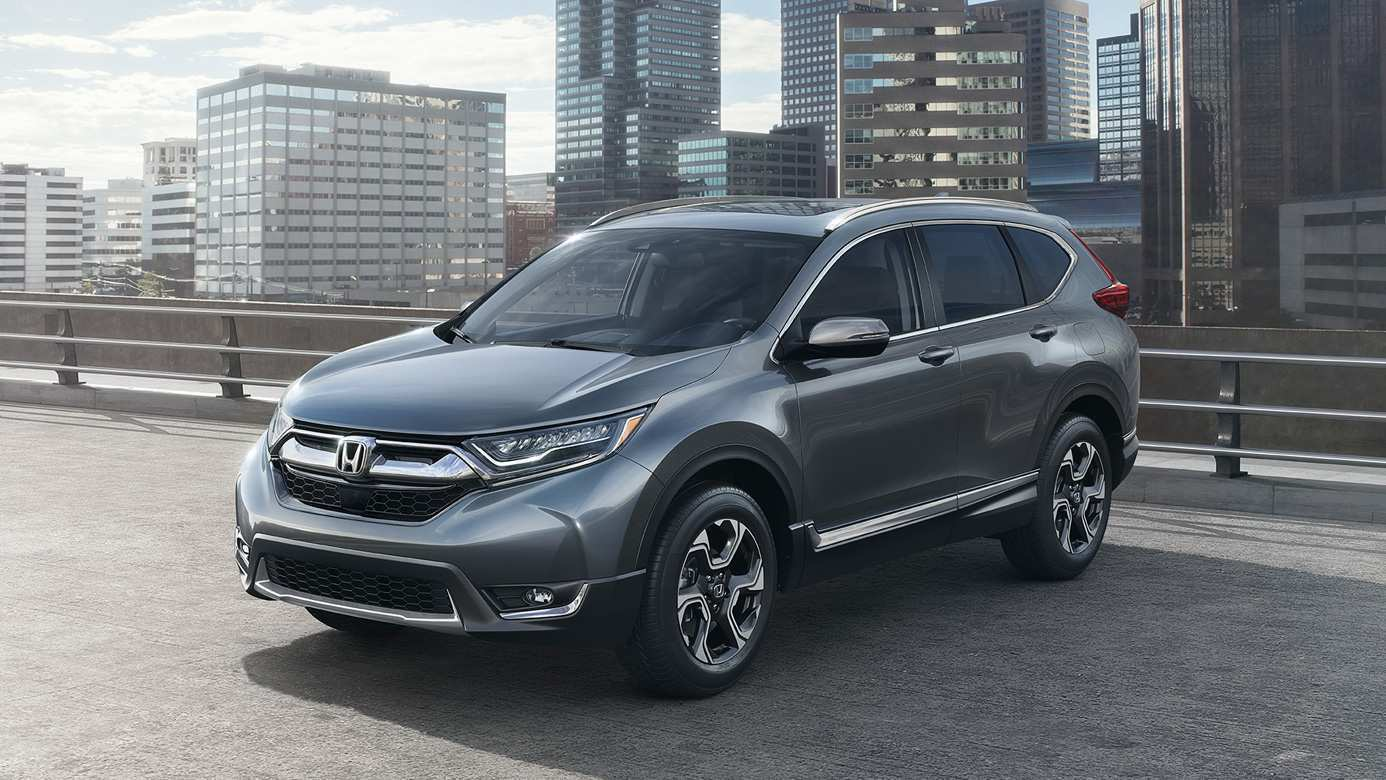 77 The 2019 Honda Touring Crv Speed Test for 2019 Honda Touring Crv