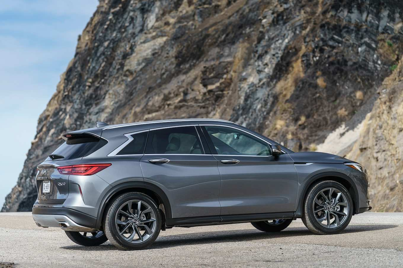 77 The 2019 Infiniti Qx50 Dimensions Price and Review with 2019 Infiniti Qx50 Dimensions