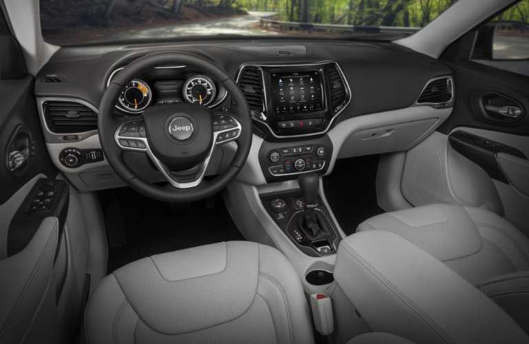 77 The 2019 Jeep Grand Cherokee Interior Specs with 2019 Jeep Grand Cherokee Interior