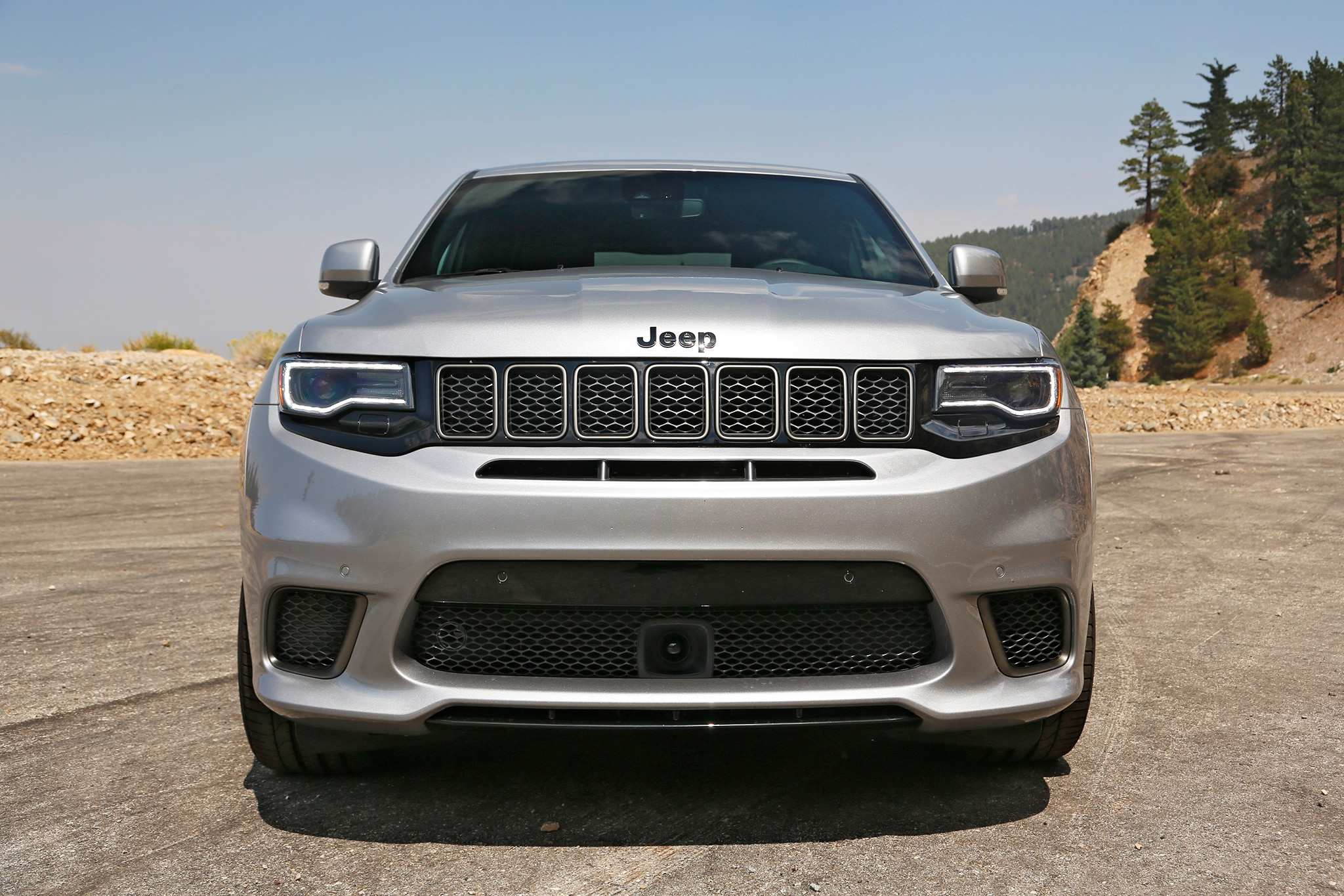 77 The 2019 Jeep Trackhawk Review with 2019 Jeep Trackhawk