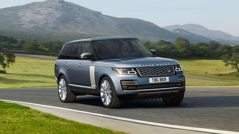 77 The 2019 Land Rover Lineup New Review for 2019 Land Rover Lineup