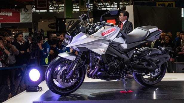 77 The 2019 Suzuki Katana Engine for 2019 Suzuki Katana