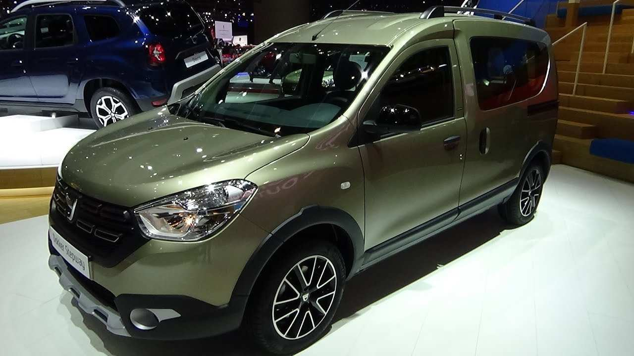 77 The Dacia Dokker 2019 Style by Dacia Dokker 2019