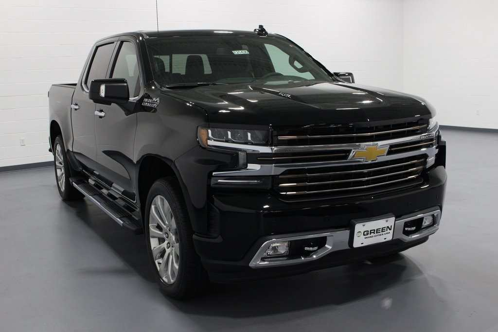 78 All New 2019 Chevrolet High Country Concept by 2019 Chevrolet High Country