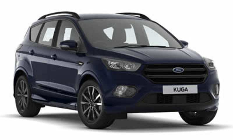 78 All New 2019 Ford Kuga Release by 2019 Ford Kuga