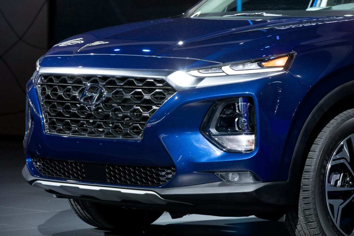 78 All New 2019 Hyundai Santa Fe Sport Redesign Performance and New Engine for 2019 Hyundai Santa Fe Sport Redesign