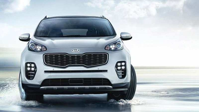 78 All New 2019 Kia Sportage Research New with 2019 Kia Sportage