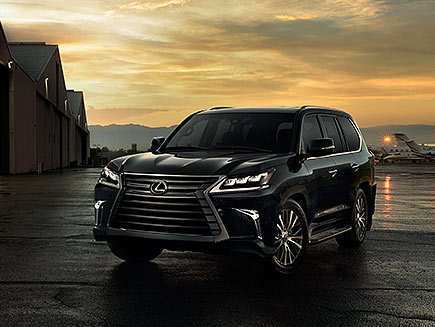 78 All New 2019 Lexus Lx Concept with 2019 Lexus Lx