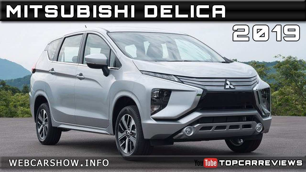 78 All New 2019 Mitsubishi Delica Style by 2019 Mitsubishi Delica
