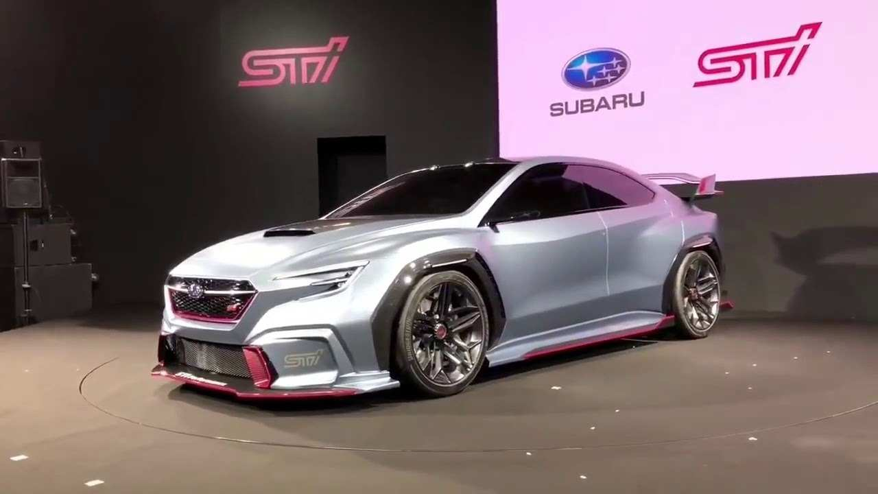 78 All New 2019 Subaru Wrx Sti Review Prices for 2019 Subaru Wrx Sti Review