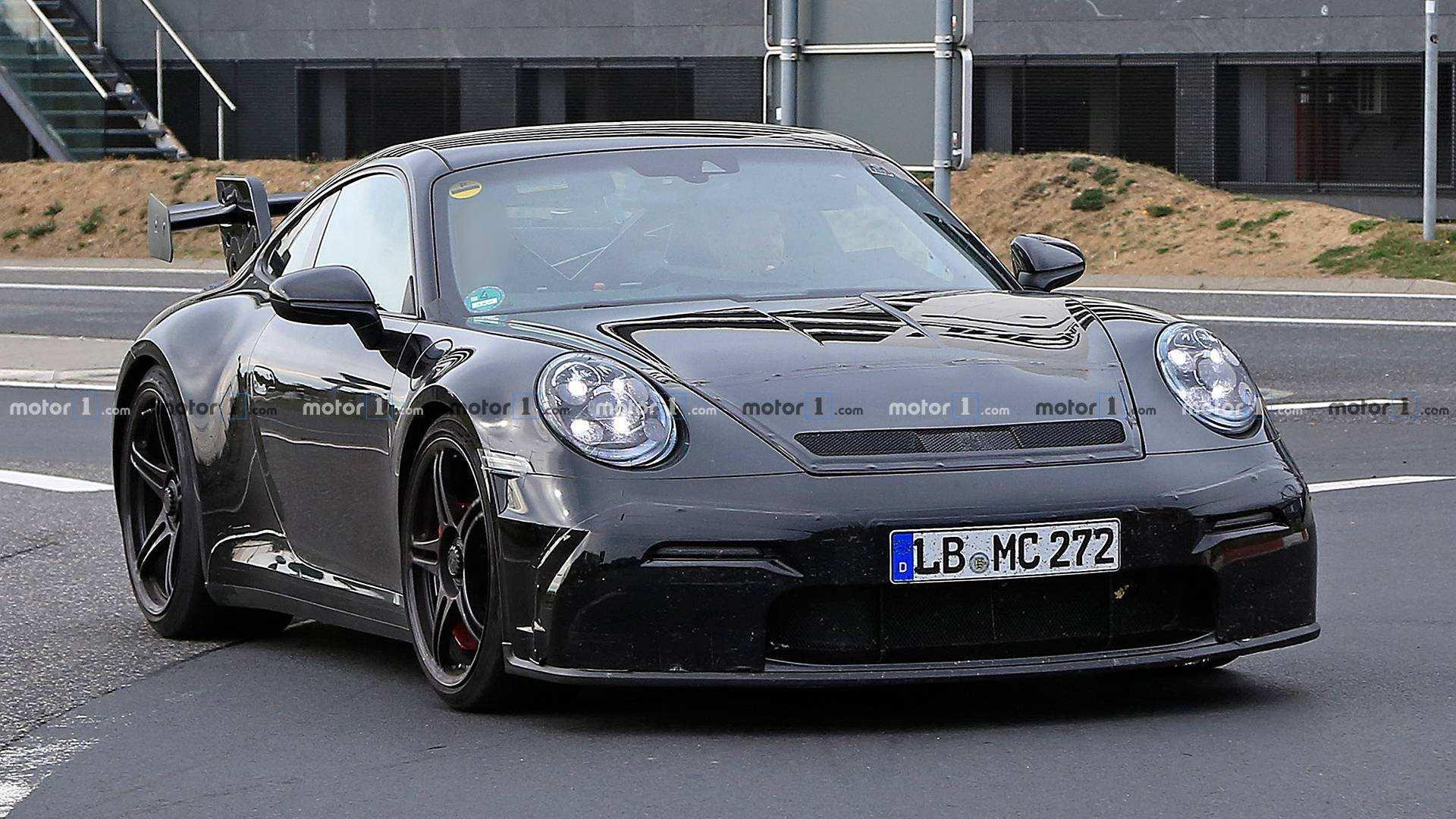 78 All New 2020 Porsche 911 Gt3 Picture for 2020 Porsche 911 Gt3