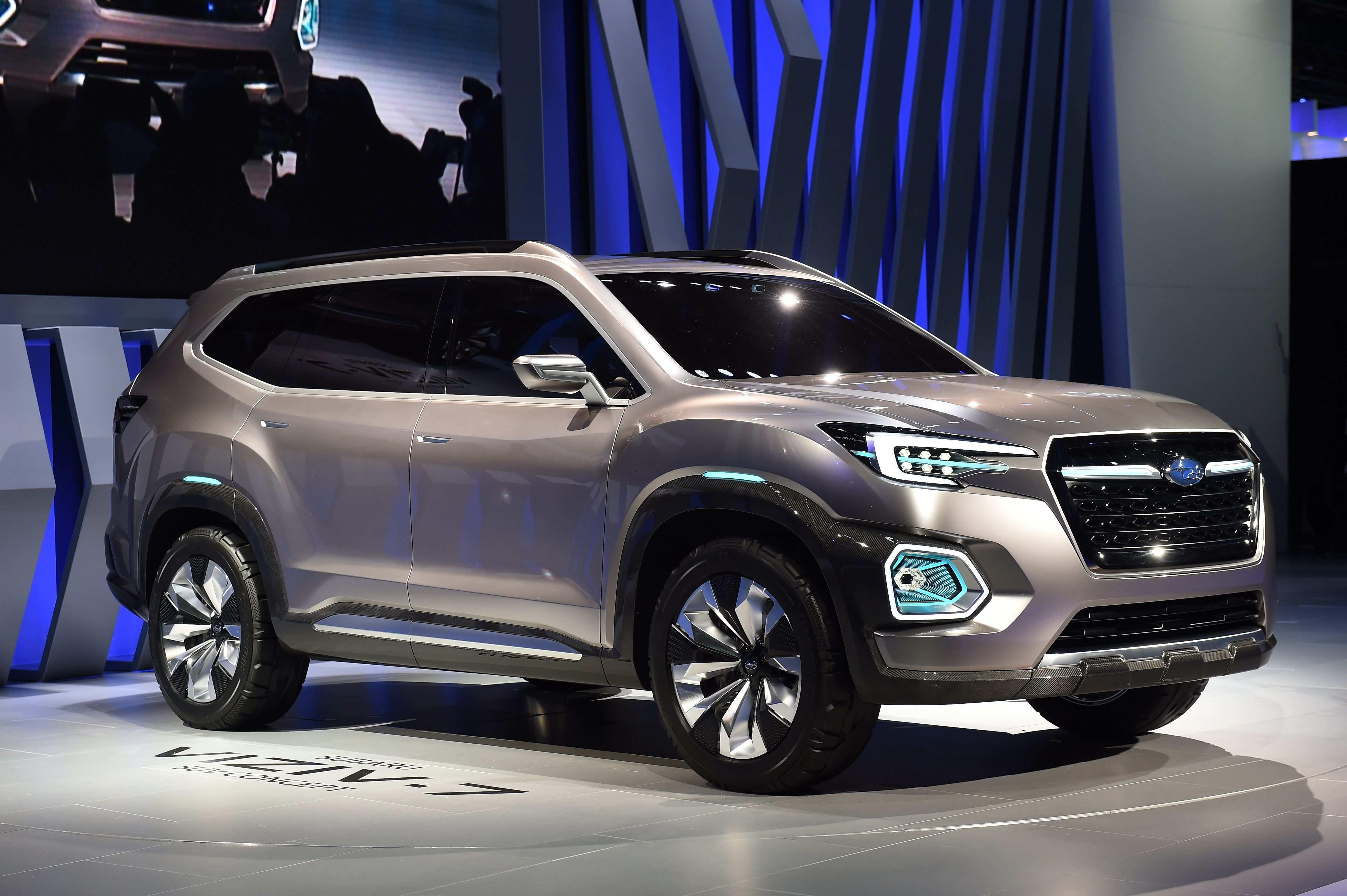 78 All New 2020 Subaru Suv Rumors by 2020 Subaru Suv