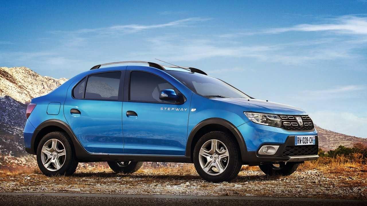 78 All New Dacia Dokker 2019 Spy Shoot with Dacia Dokker 2019