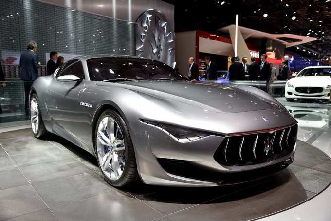 78 All New Maserati Elettrica 2020 First Drive for Maserati Elettrica 2020