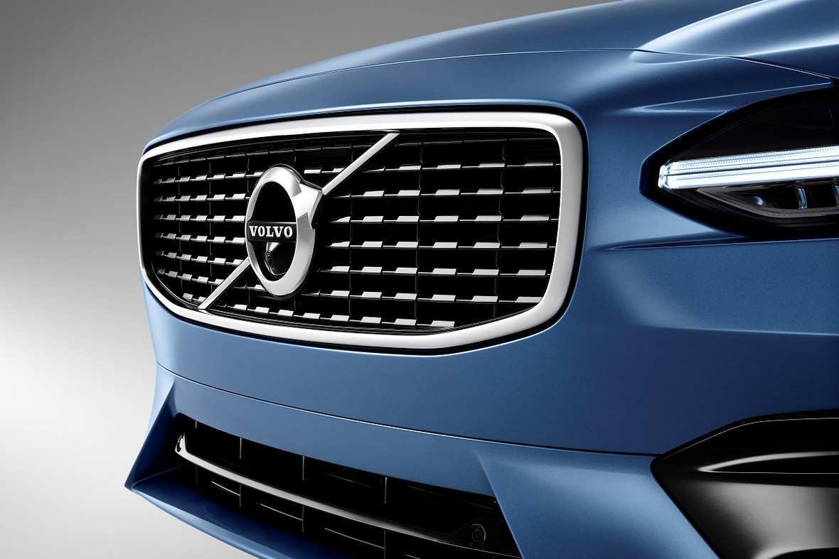 78 All New Volvo Wizja 2020 Redesign and Concept for Volvo Wizja 2020