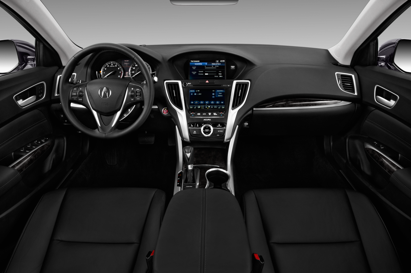 78 Best Review 2019 Acura Tlx Interior for 2019 Acura Tlx