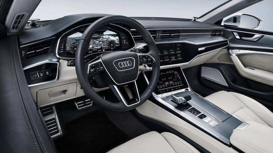 78 Best Review 2019 Audi A7 Frankfurt Auto Show Images with 2019 Audi A7 Frankfurt Auto Show