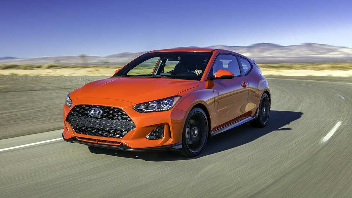 78 Best Review 2019 Hyundai Veloster Turbo Review Release Date for 2019 Hyundai Veloster Turbo Review