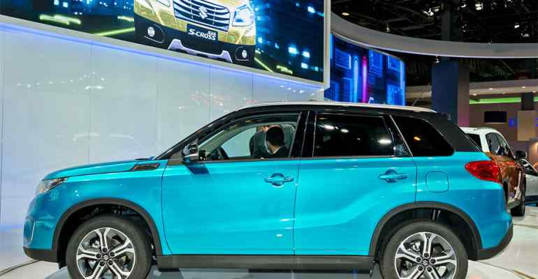 78 Best Review 2019 Suzuki Vitara Model with 2019 Suzuki Vitara