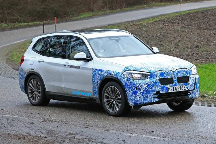 78 Best Review Bmw Elbil 2020 Interior by Bmw Elbil 2020