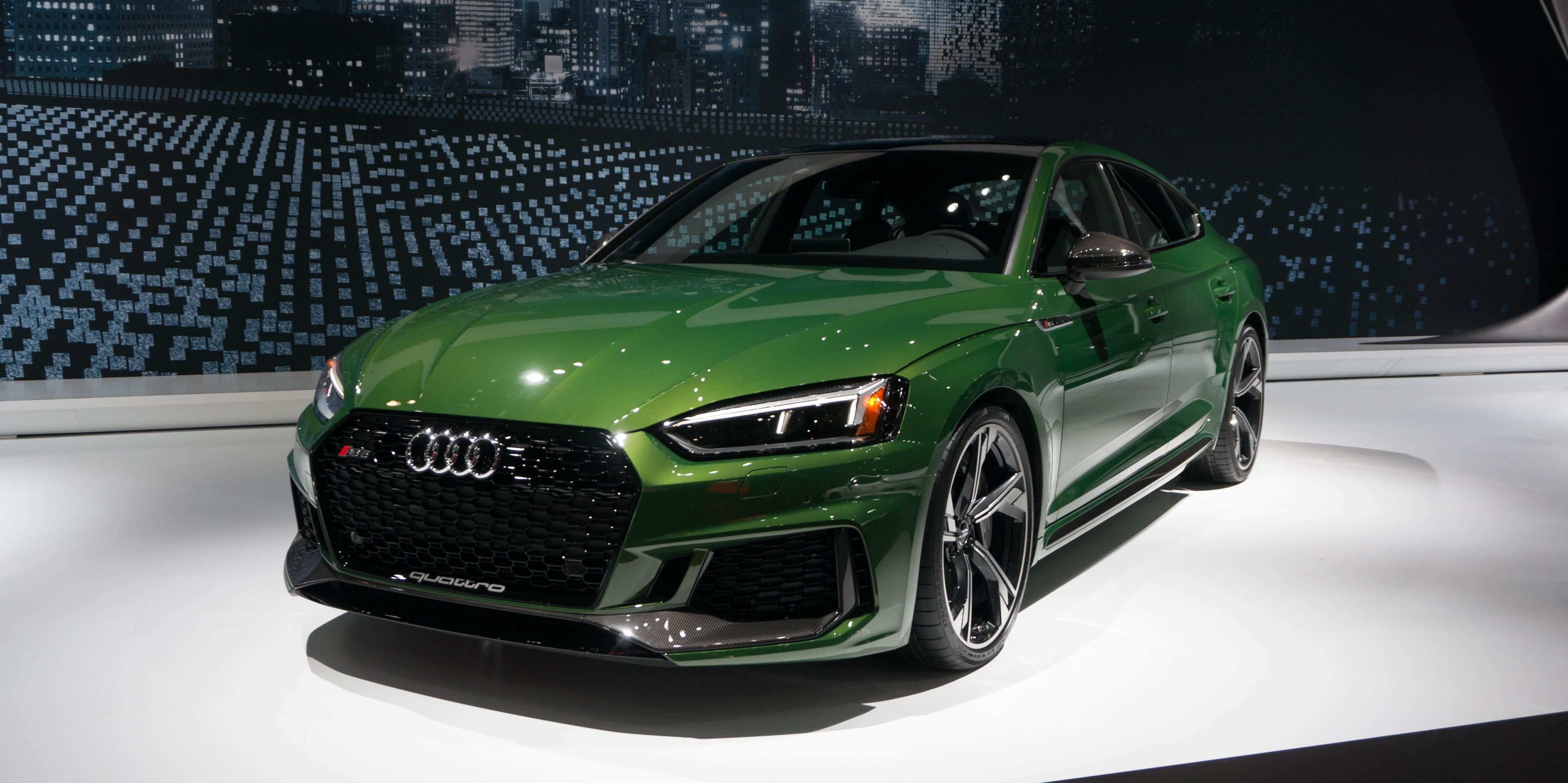 78 Best Review New 2019 Audi Rs5 Exterior and Interior by New 2019 Audi Rs5