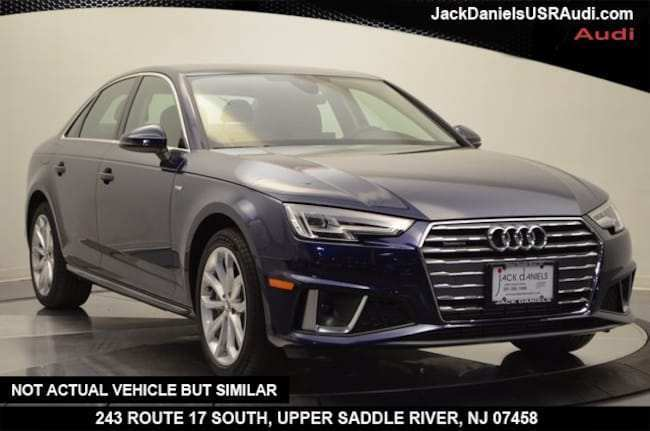 78 Concept of 2019 Audi A4 For Sale Model with 2019 Audi A4 For Sale