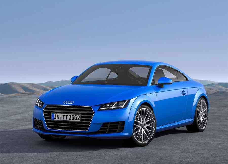 78 Concept of 2019 Audi Tt Changes Review for 2019 Audi Tt Changes