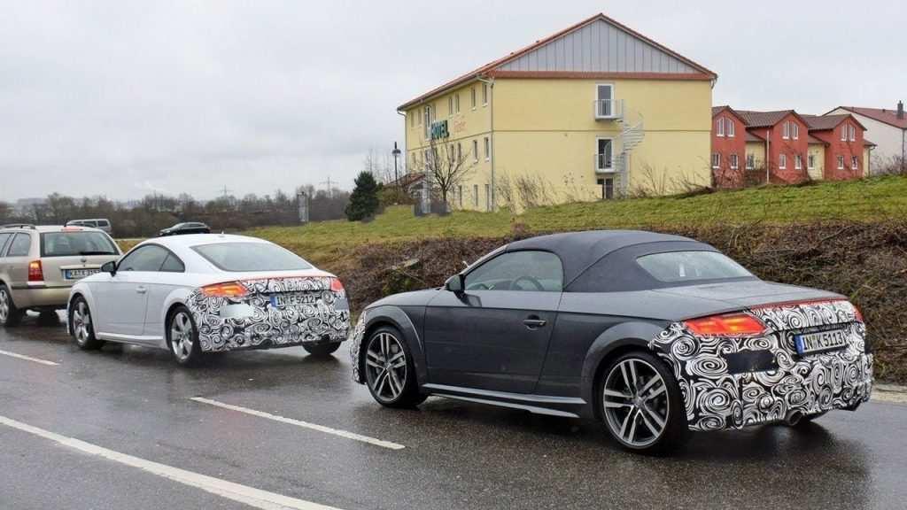 78 Concept of 2019 Audi Tt Specs Picture with 2019 Audi Tt Specs